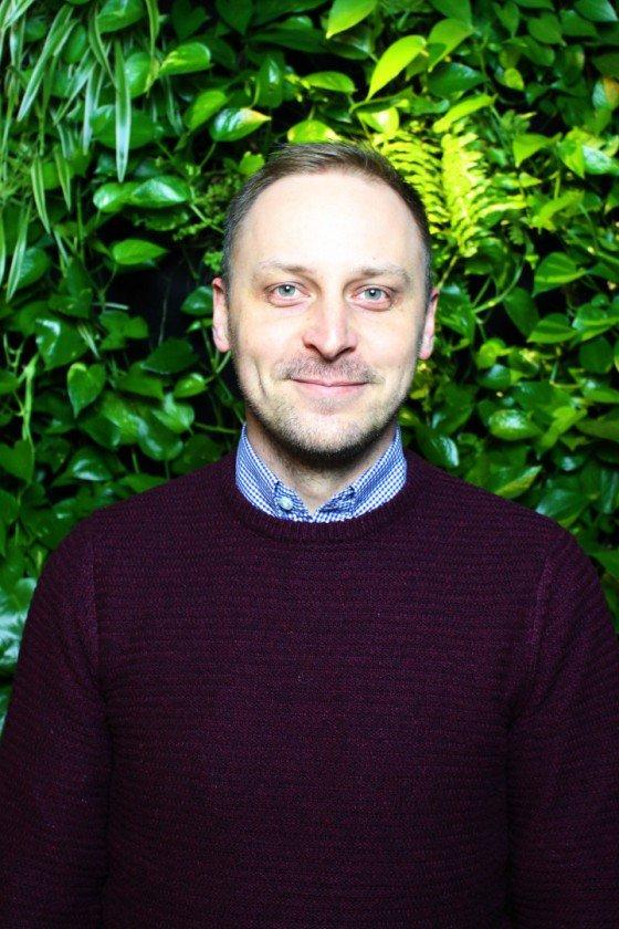 Marcin Grabowski, fot. Malwa Olejnik