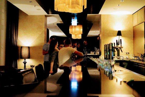 Bar w Hotelu am Steinplatz