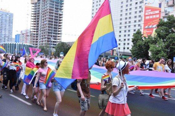 Parada Równości 2019, fot. A. Urbaniec