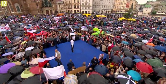 Fot. Screenshot za: Wiadomości TVP