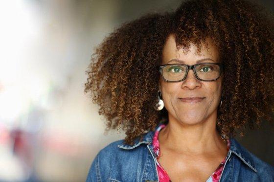 Bernardine Evaristo, fot. Jennie Scott