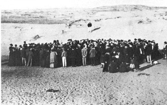 1909 - założenie miasta Tel Awiw.