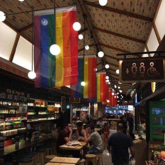 Rothchild Allenby Market