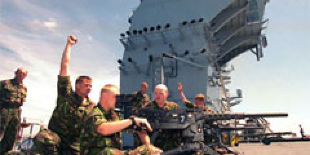 Royal Navy szuka gejowskich marynarzy