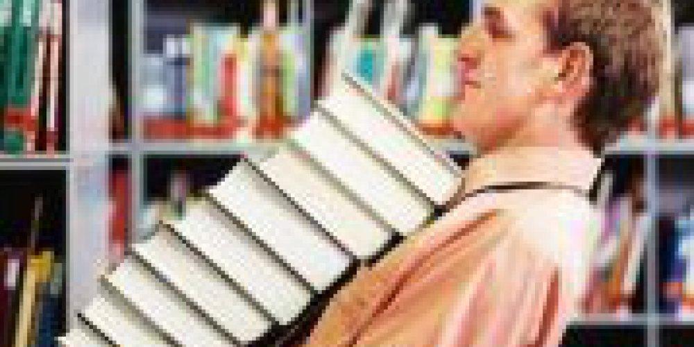 Książki: nadrabiane zaległości
