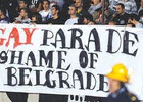 Życie i śmierć parady w Belgradzie