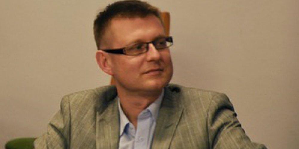 Wywiady Queer.pl: Artur Dunin (PO)