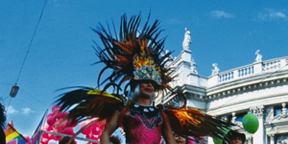 Vienna Pride i tęczowa parada