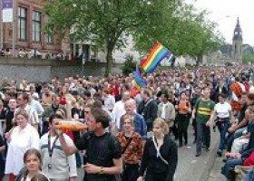Parada CSD w Hamburgu