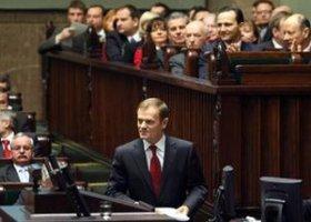 Premier Tusk: Karty nie będzie