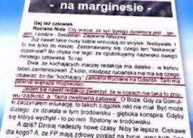 """""""Fajna cwelowna zabawa"""" na Mazurach"""