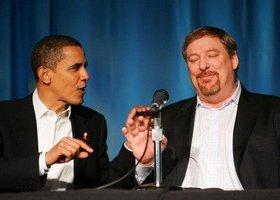 Obama zaprasza homofoba na inaugurację prezydentury