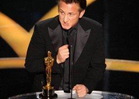 "Sean Penn Aktorem Roku za ""Obywatela Milka""!"
