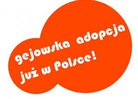 Gejowska adopcja już w Polsce