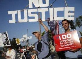 Kalifornijski sąd podtrzymuje zakaz małżeństw homoseksualnych