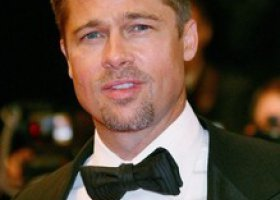 Brad Pitt uczy dzieci tolerancji