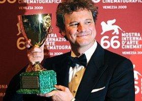 Colin Firth wyróżniony za rolę geja