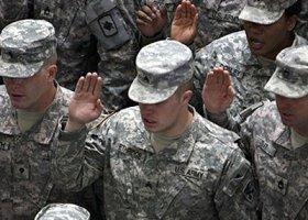 Amerykańska armia otwarta na gejów