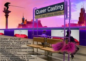 Queerowy musical w Warszawie