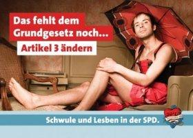Niemcy: nie dla zakazu homofobii w konstytucji