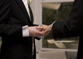 Jednopłciowe śluby humanistyczne w 2010 roku