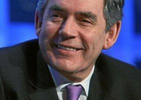 """Gordon Brown: """"Nie zostaniecie sami"""""""