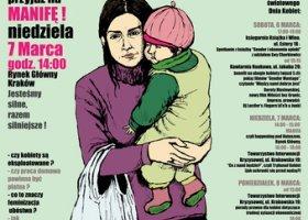 Kraków: obchody Światowego Dnia Kobiet