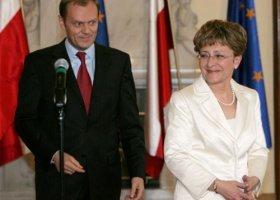 Minister Radziszewska chce rozmawiać