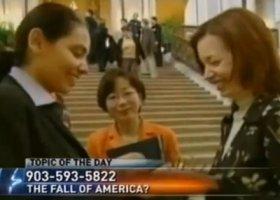 Upadek Ameryki z powodu akceptacji homoseksualności?
