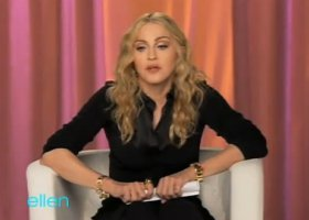 """Madonna: """"Bycie innym jest OK"""""""