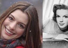 Anne Hathaway jako Judy Garland?