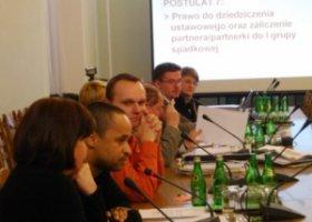 Ustawa w kwietniu w Sejmie?