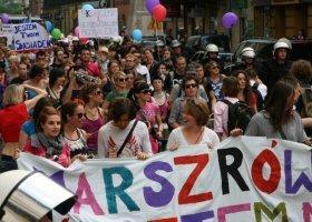Marsz Równości: zaatakowano organizatorów