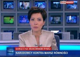TVP Kraków odpowiada na zarzuty