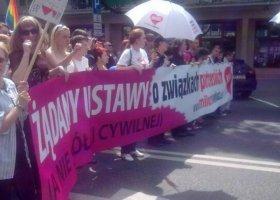 Parada Równości - tak było