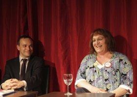 Wybory 2011: Grodzka rozkręca kampanię w Krakowie