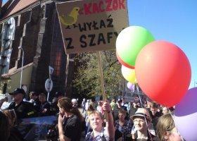 Chuligani biją kobiety we Wrocławiu