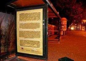 Akcja billboardowo-citylightowa w Toruniu
