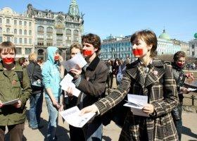 Petersburg: wstrzymanie głosowania nad homofobiczną ustawą