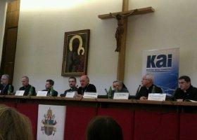 Anka Zet wyrzucona z konferencji Episkopatu Polski