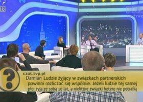 TVP o związkach partnerskich
