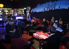 Wczoraj podczas spotkania Klubu Queer.pl...