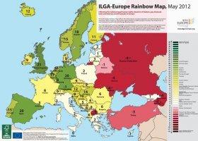 ILGA Europe: 2 punkty dla Polski...