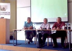 Rodzice Matthew Sheparda odwiedzili Warszawę