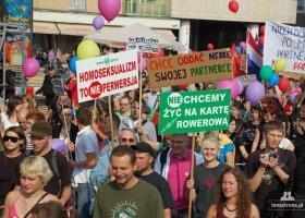 Wrocław: w sobotę Marsz Równości!