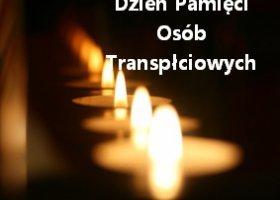 14. Dzień Pamięci Osób Transpłciowych