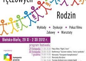 Bielsko-Biała: Festiwal Tęczowych Rodzin