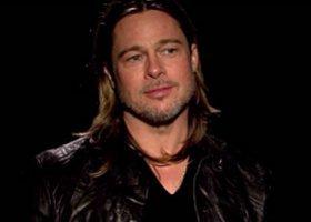 Brad Pitt: nie łączmy równości małżeńskiej z trawką