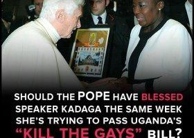 """Benedykt XVI: inne formy związków """"ranią sprawiedliwość i pokój"""""""