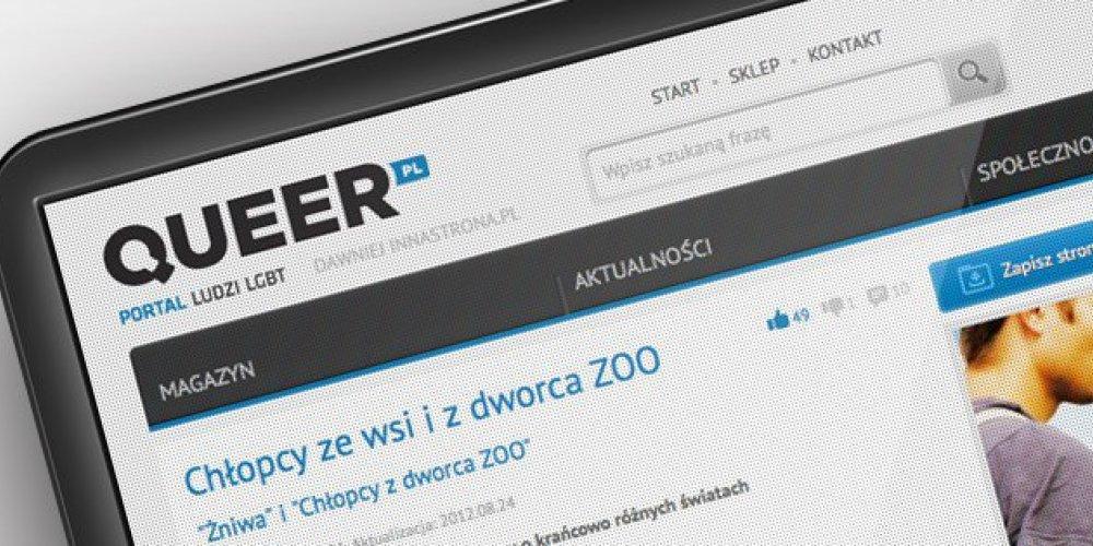 Queer.pl, czyli to samo od nowa